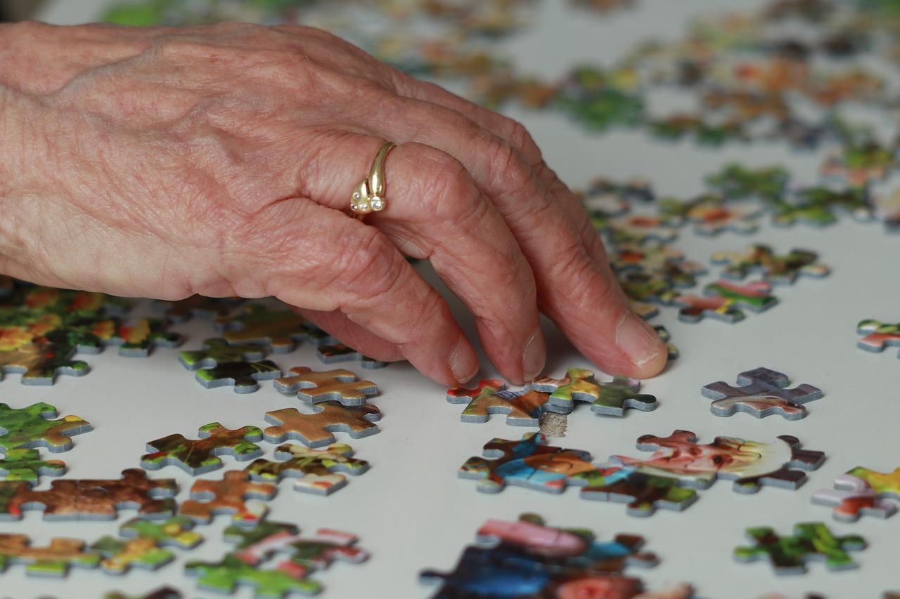Pourquoi le puzzle a-t-il toujours autant de succès?